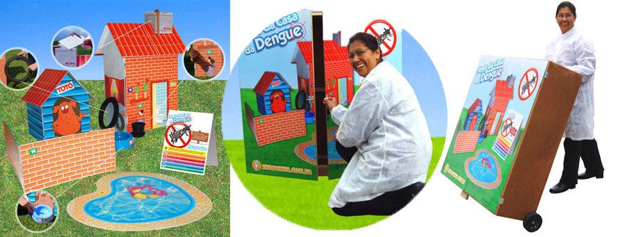 Jogo Educativo - A Casa da Dengue