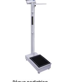 Balança Antropométrica Digital + Régua Pediátrica de Alumínio