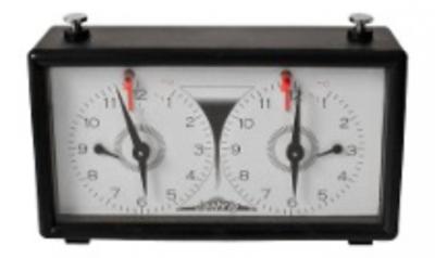Relógio Timer Xadrez - David Jitomirski